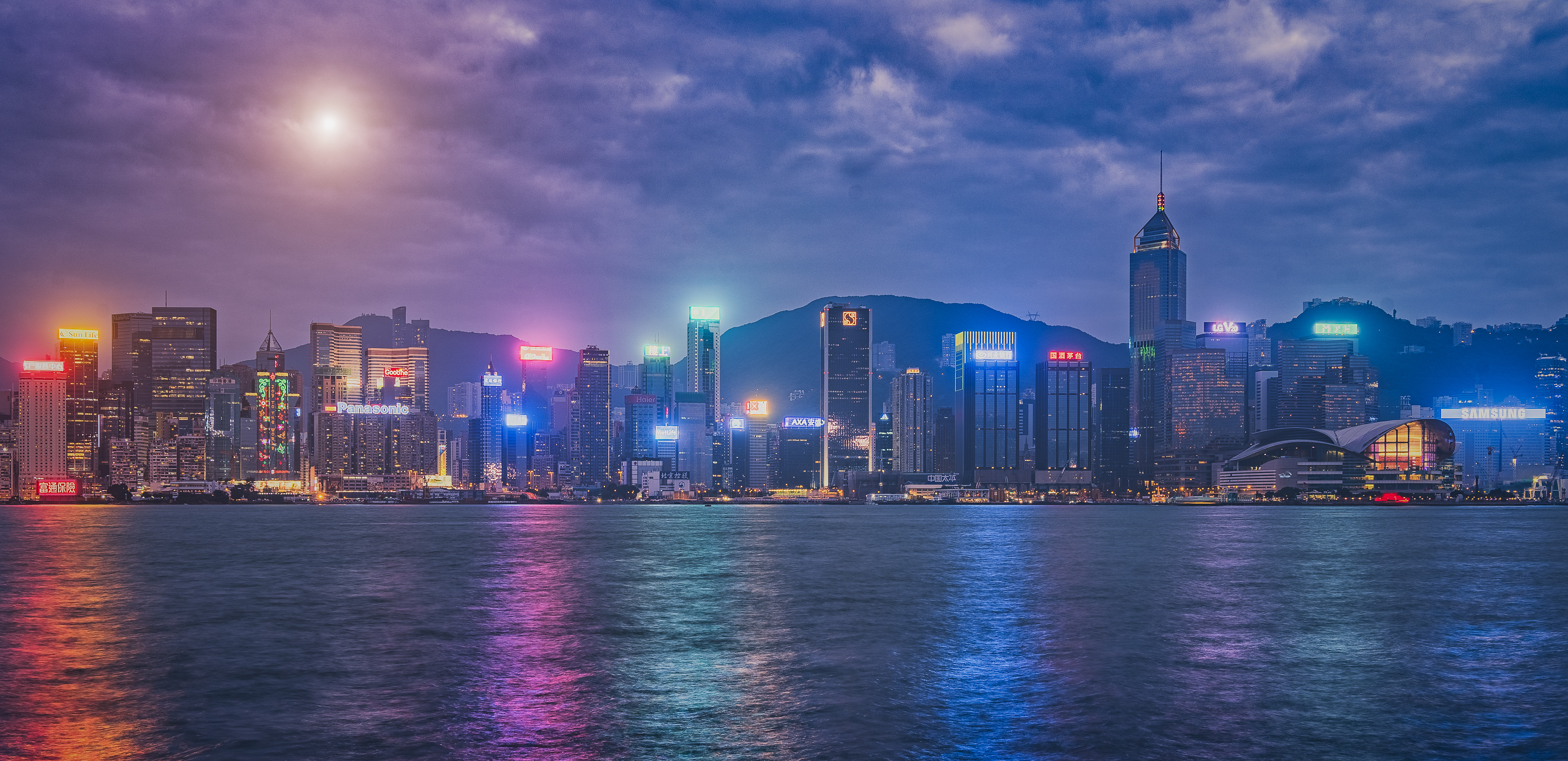 THE PICTURESQUE HONG KONG